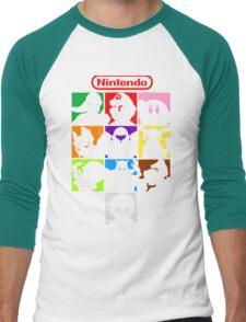 I'm a Nintendo Fan Men's Baseball ¾ T-Shirt