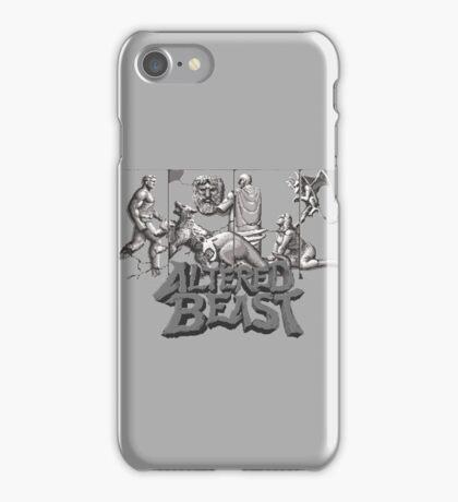 ALTERED BEAST - SEGA ARCADE (2) iPhone Case/Skin