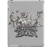 ALTERED BEAST - SEGA ARCADE (2) iPad Case/Skin