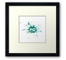 Foyercraft Team - GREEN Framed Print