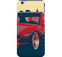 Classic Bimmer iPhone Case/Skin