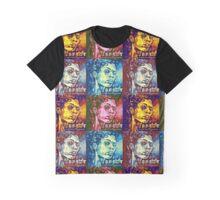 Pop Art Respect Graphic T-Shirt