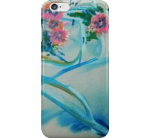 Oriental Blossoms iPhone Case/Skin