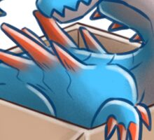 Box Lagiacrus Sticker