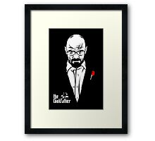 THE COOKFATHER Framed Print