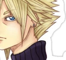 Cloud Strife Sticker