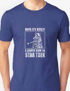 R2D2 Star Trek Unisex T-Shirt