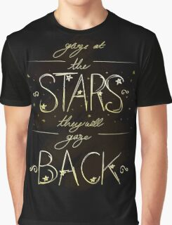 Gaze at the Stars Graphic T-Shirt
