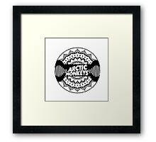 The Arctic Monkeys - Music Group Framed Print