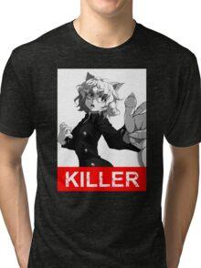 Neferpitou Killer Anime Manga Shirt Tri-blend T-Shirt