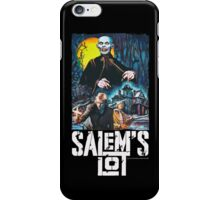 Salem's Lot Stephen King iPhone Case/Skin