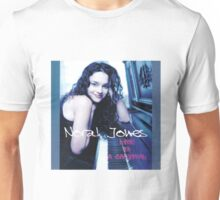 Norah Jones Live Is A Carnival Unisex T-Shirt