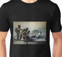 Fire Men Unisex T-Shirt