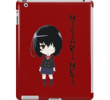 Misaki Mei iPad Case/Skin