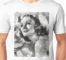 Andrea Leeds Hollywood Actress Unisex T-Shirt