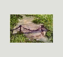 Bridge of Auvillar Unisex T-Shirt