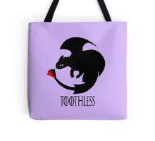 Toothless / Game of Thrones Tote Bag