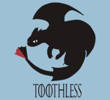 Toothless / Game of Thrones Kids Tee