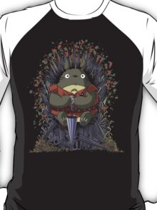 The Umbrella Throne T-Shirt