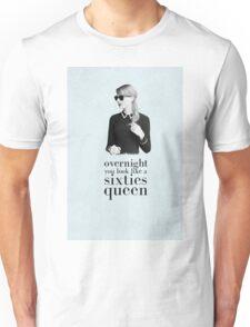 Taylor Swift- Sixties Queen Unisex T-Shirt