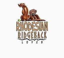 Rhodesian Ridgeback Lover Unisex T-Shirt