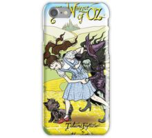 Whizzer of Oz iPhone Case/Skin