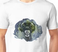 Watercolor Panther Unisex T-Shirt