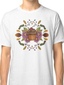 Autumnal Tea Party Classic T-Shirt