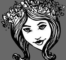 Flower Crown  by skinnyginny