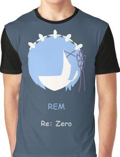 Re: Zero - Rem  Graphic T-Shirt