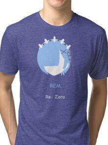 Re: Zero - Rem  Tri-blend T-Shirt