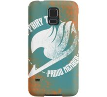 Fairy Tail - Proud Member Samsung Galaxy Case/Skin