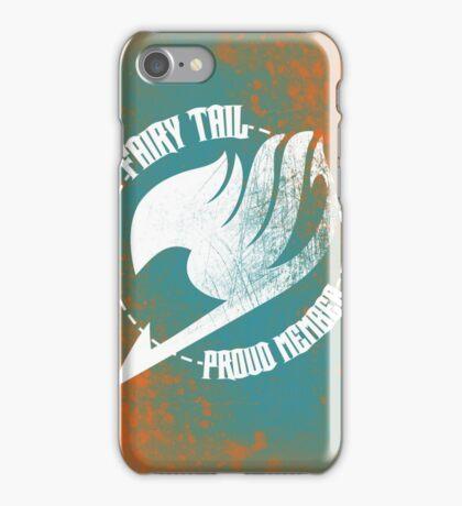Fairy Tail - Proud Member iPhone Case/Skin