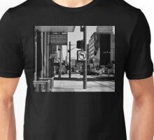 NO LEFT TURN Unisex T-Shirt