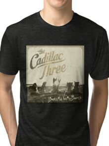 The Cadillac Three Bury Me In My Boots Tri-blend T-Shirt