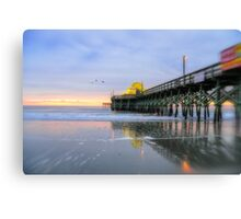 Apache Pier Canvas Print