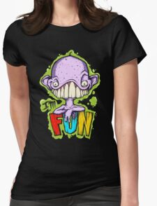 I'm Fun Womens Fitted T-Shirt