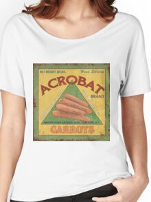 Americana Vegetables 2 Women's Relaxed Fit T-Shirt