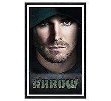 Arrow  Photographic Print