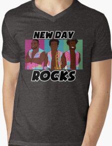 The New Day - custom design  Mens V-Neck T-Shirt