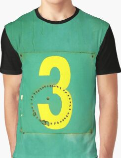 3 Graphic T-Shirt