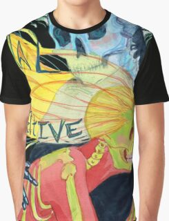 Animal Collective Skeletons Graphic T-Shirt