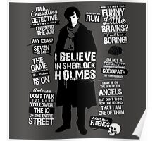 quotes of detective Poster