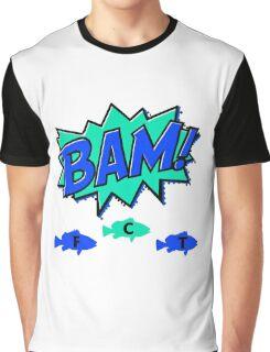 BAM PESCI Graphic T-Shirt