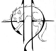Sonata Arctica Wolf  by shionafin
