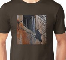 BLACK SHIRT AND PULLEY Unisex T-Shirt