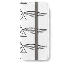 Minimalist Harry Potter Design iPhone Wallet/Case/Skin