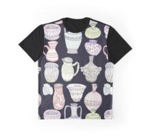 Lots of Pots Graphic T-Shirt