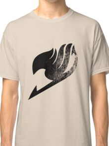 Fairy Tail Black Classic T-Shirt