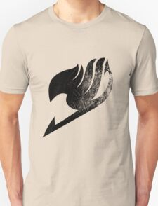 Fairy Tail Black T-Shirt